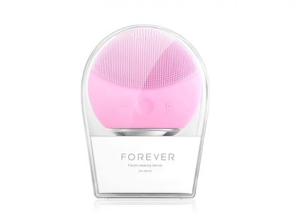 Rechargeable Sonic Facial Cleansing Brush 6